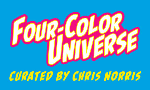 Four-Color Universe