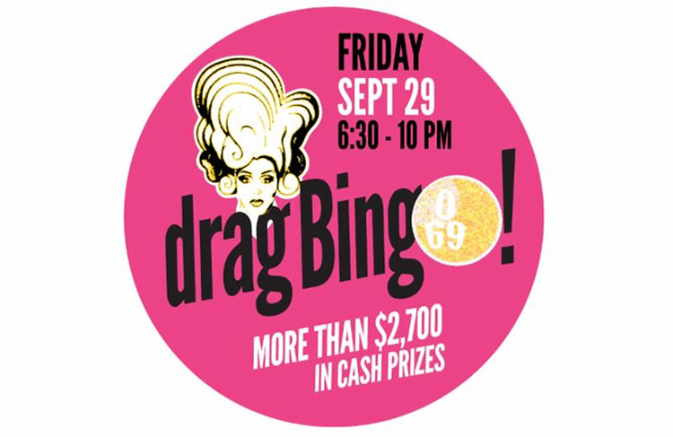 Drag Bingo Sept 29