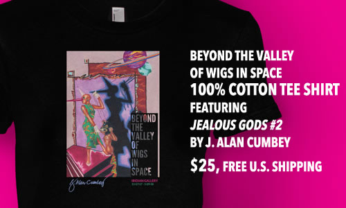 Wigs tee preorder