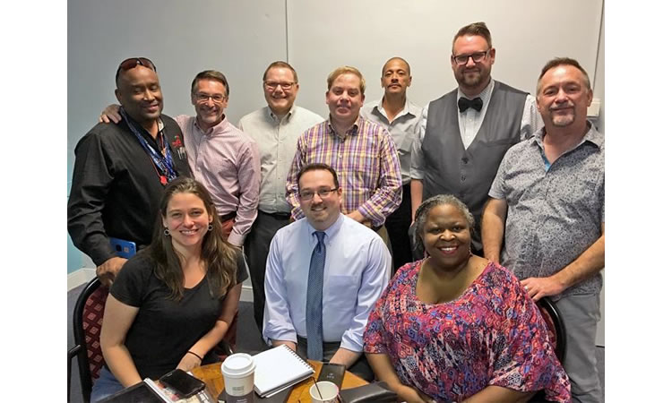 The Executive LGBTQ Leadership Committee