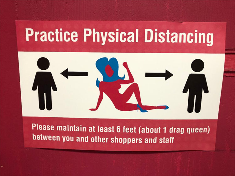 Practice Physical Distancing