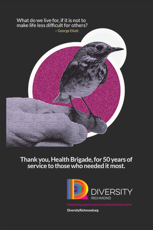 DR Health Brigade 50th