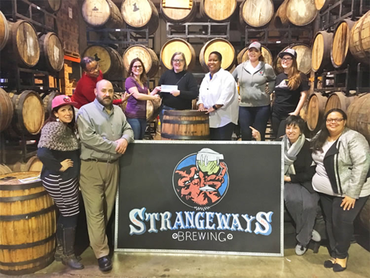Strangeways Brewing