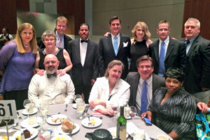 EV Commonwealth Dinner Dinner 2015