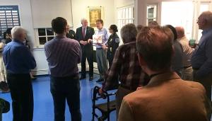 Reception to welcome Richmond's LGBTQ+ Liaison